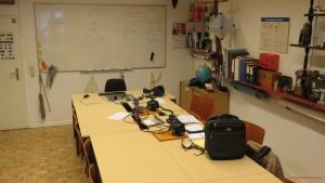 Einzelunterricht SRC am Funkgerät