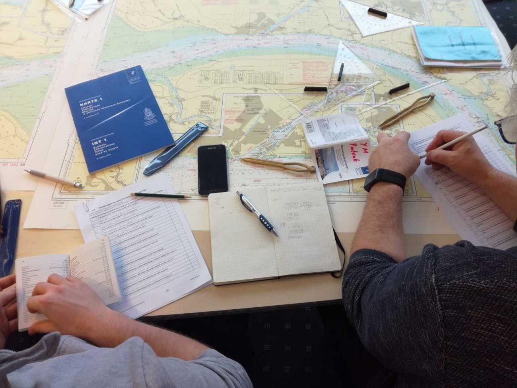Zum A-Patent wird mit der BSH Karte 46 navigiert.