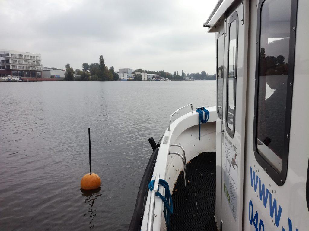 Boje-über-Bord-Manöver