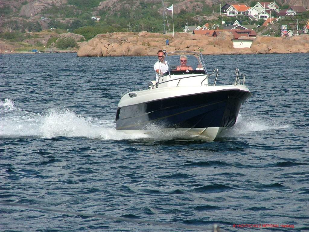 Daycruiser in Schweden