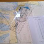 Navigation steht im Mittelpunkt der Ausbildung zum Sportküstenschifferschein