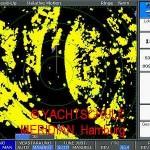 Radar ist ein wichtiges Thema beim Sportseeschifferschein (SSS)