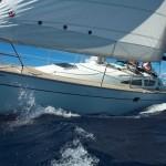 Fürs Chartern von Segelyachten wird meist der Sportküstenschifferschein benötigt.