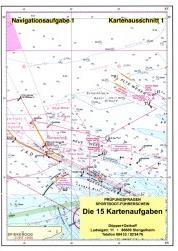 Kartenmappe zum Sportbootführerschein See