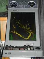 Radaranlage für die praktische Prüfung zum Radarpatent